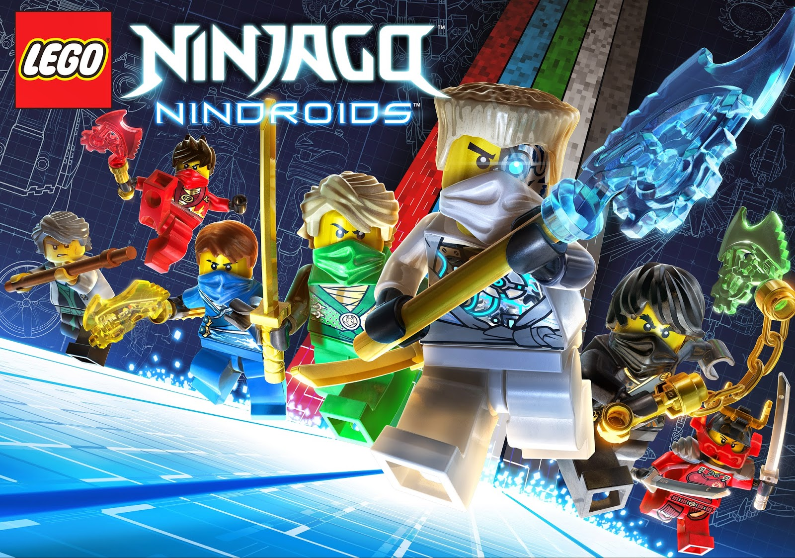 Lego Ninjago Rebooted Episode 29 Part 1 – Dibujos Para Colorear