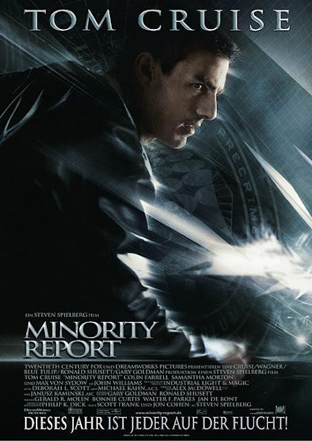 Filme, die ich mag: Minority Report