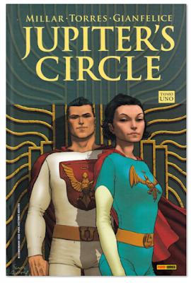 Millar, Torres y Gianfelice  Jupiter's Circle