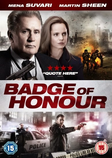 Badge Of Honour (2015) ταινιες online seires oipeirates greek subs
