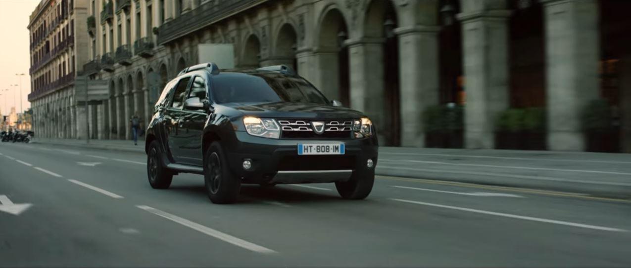 Canzone Dacia pubblicità Duster Black Shadow edizione limitata - Musica spot Gennaio 2017