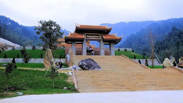 Cho thuê xe đi Thiền Viện Trúc Lâm - An tâm viện