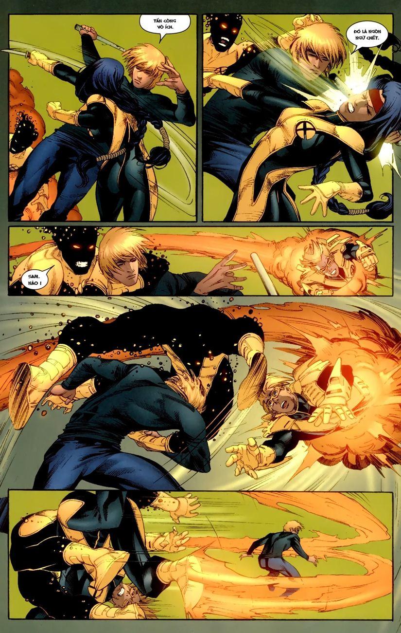 X-Men Necrosha chap 2 trang 15