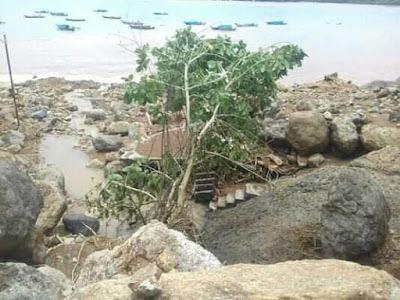 longsor sumawe 2018