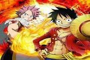 الاصدار التاني من لعبة قتال فيري تيل ضد ون بيس 2 Game Fairy Tail Vs One Piece