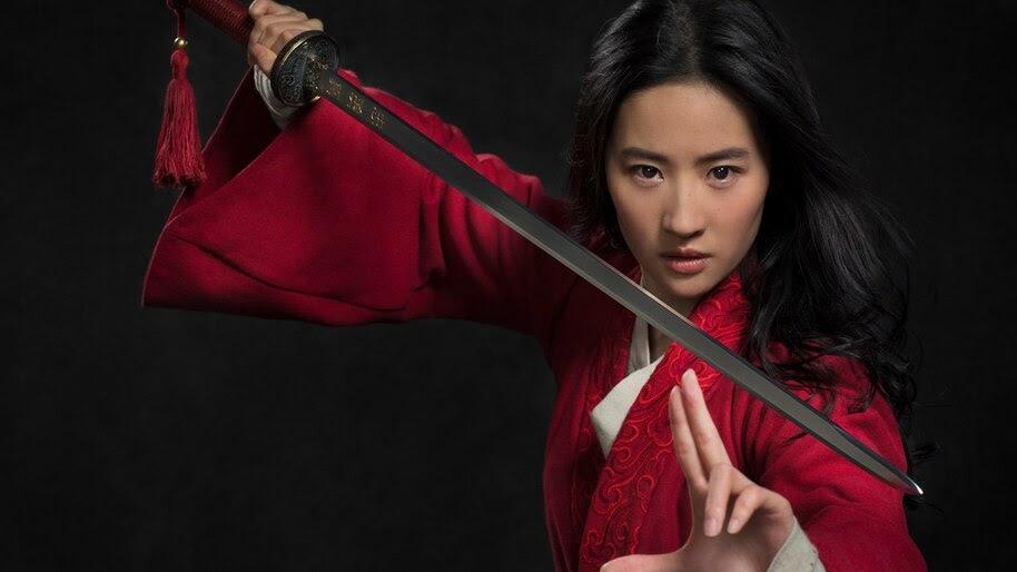Mulan, Movie, 2020, Sword, Liu, Yifei 4K, #5.1441