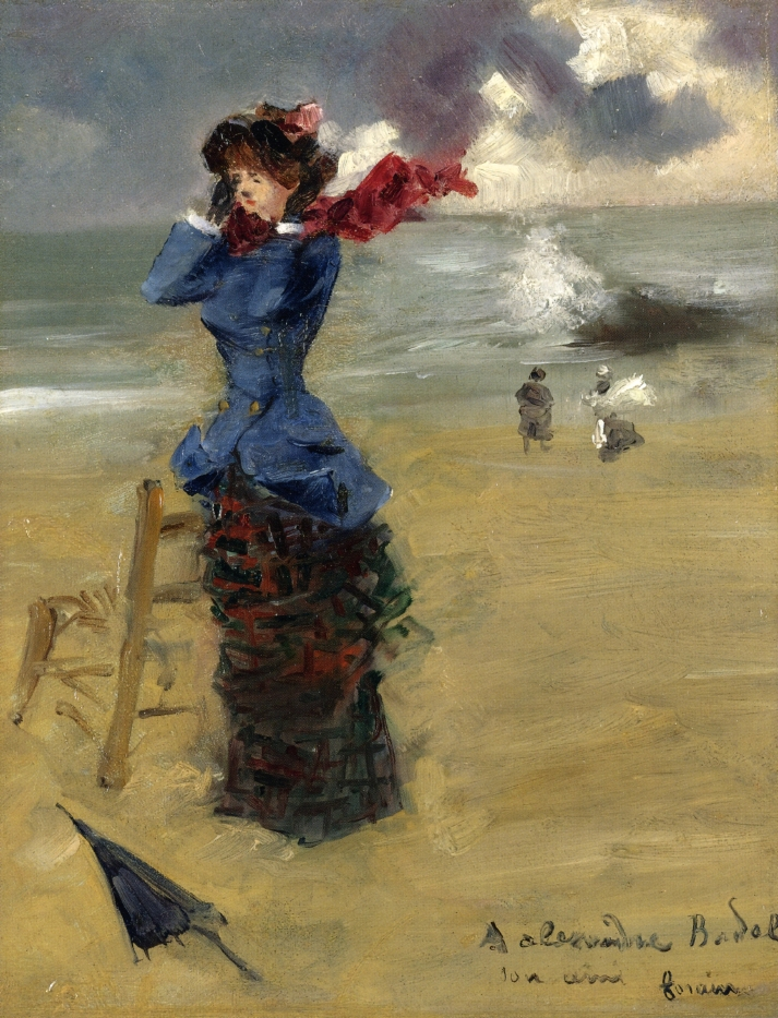 Paintings by Jean-Louis Forain (1852- 1931)