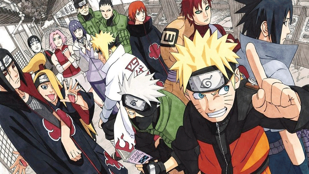 Naruto Shippuden Filler List Chronological Order 2020 Anime Filler Guide
