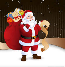 HD Santa Claus Images Free Download