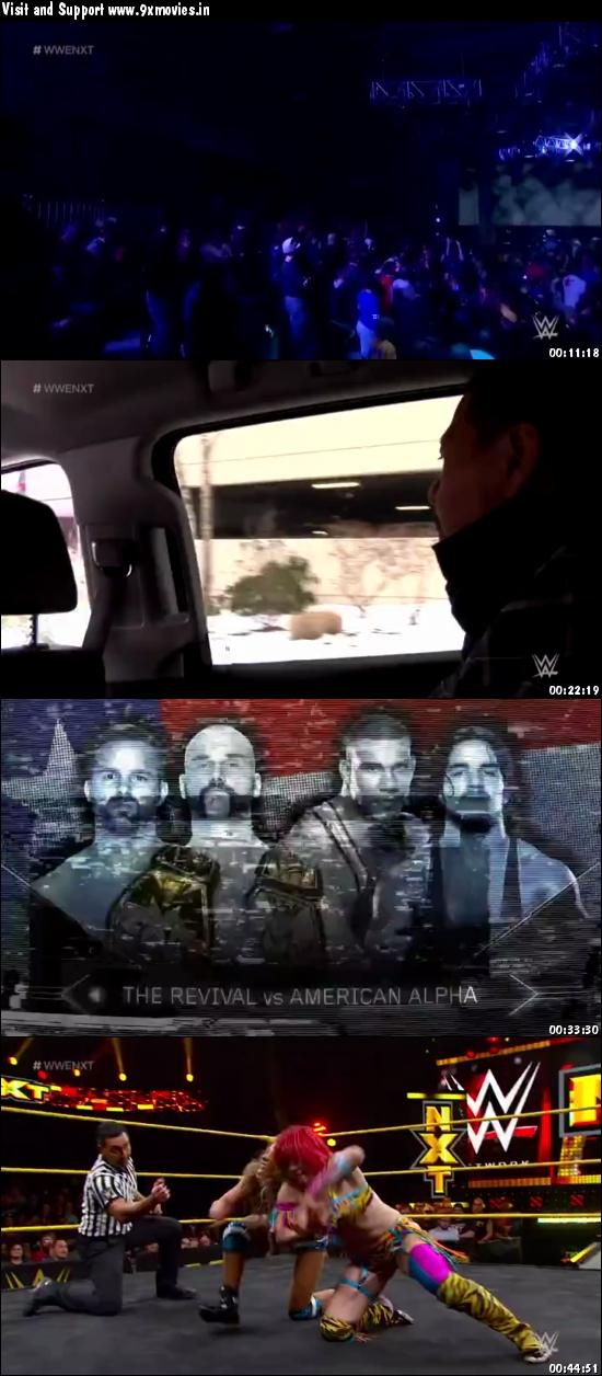 WWE NXT 23 March 2016 WEBRip 480p