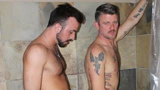 Chris Mathews, Mason Lear Bathroom Barebacking