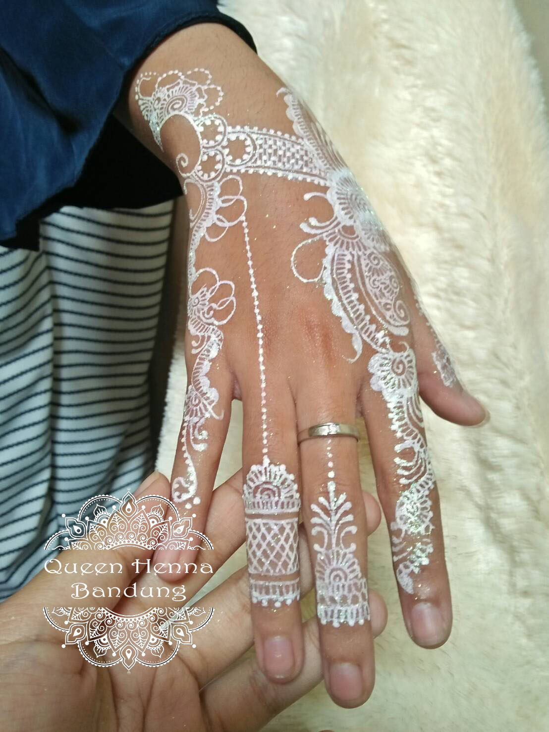 Ukir Henna By Queen Henna Jasa Henna Bandung