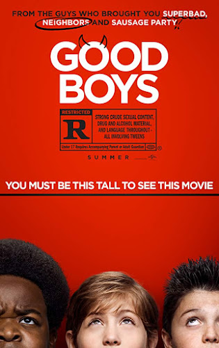 Good Boys (BRRip 1080p Dual Latino / Ingles) (2019)