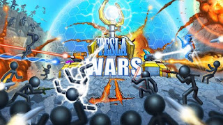 Tesla Wars – II Apk Mod Free Download For Android Mobile Full Version