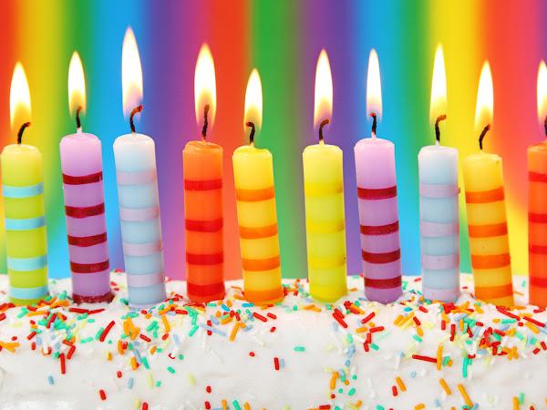 Happy 2nd Blogging Birthday