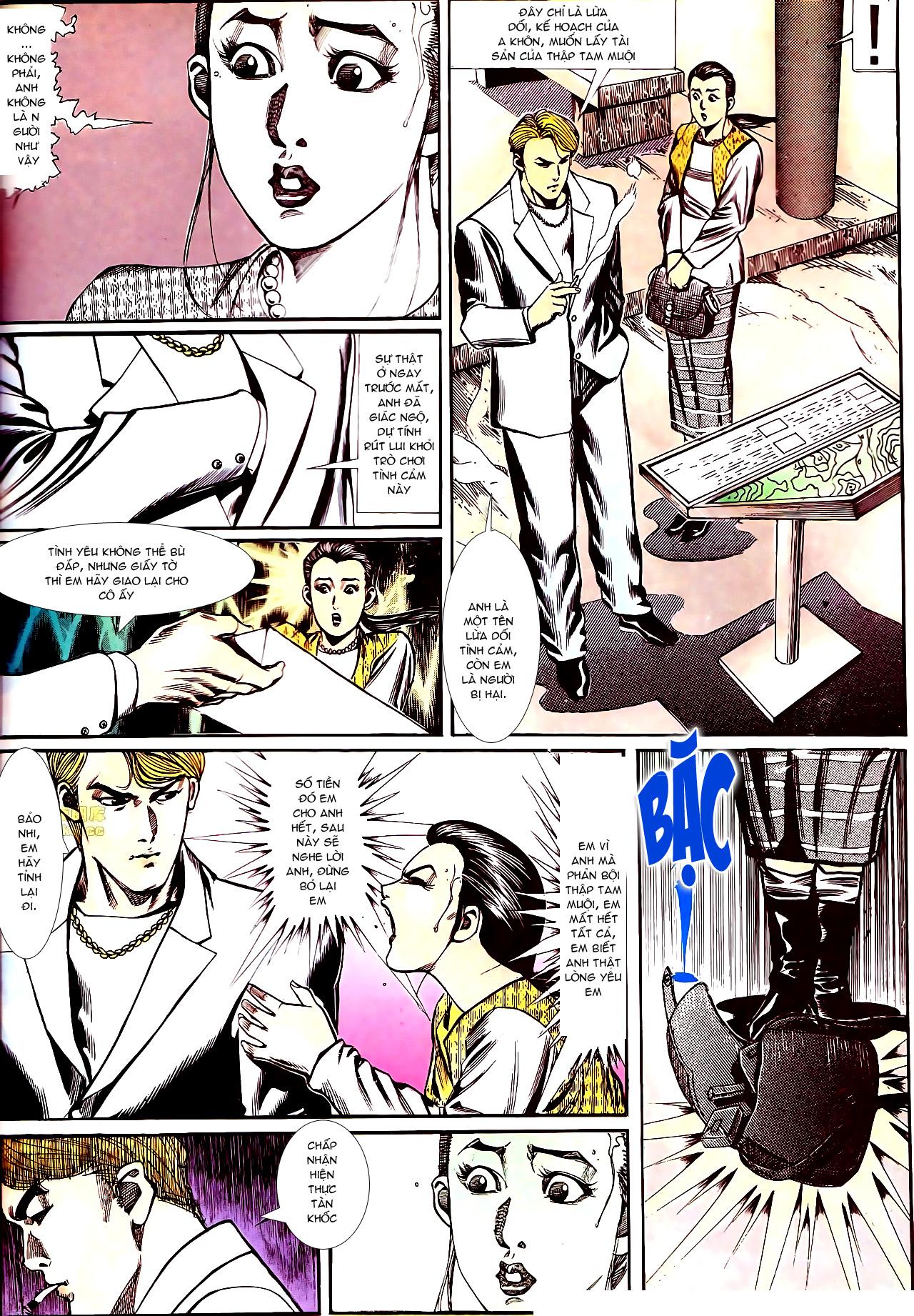Người Trong Giang Hồ chapter 147: vĩnh biệt kk trang 7