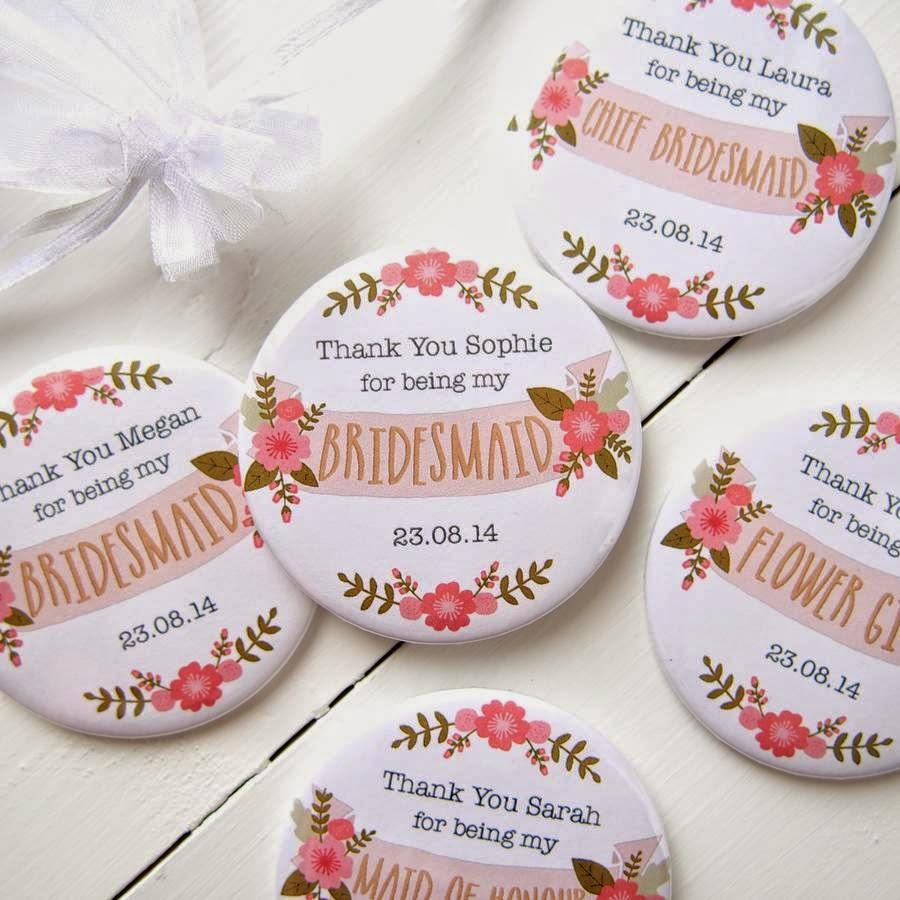 6 ideas para los regalos de tus damas de honor blog de for Regalos para amigas en boda