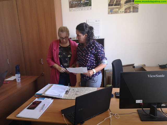 La Academia Canarias y el Casco Histórico firman un convenio para formar a personas en desempleo