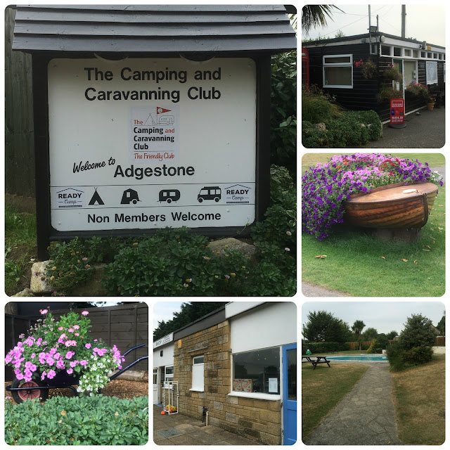 Adgestone Camping and Caravanning Club site IOW