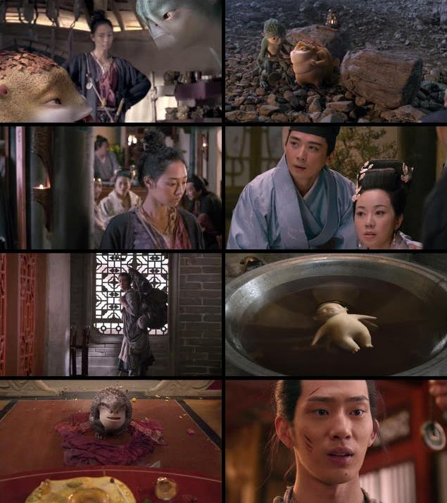 Monster Hunt 2015 Dual Audio ORG Hindi 720p BluRay