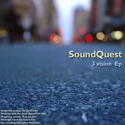 Sound Quest - Walking with the Devil (Original Mix)