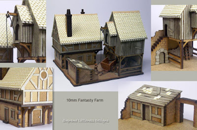 10mm Fantasy Farm
