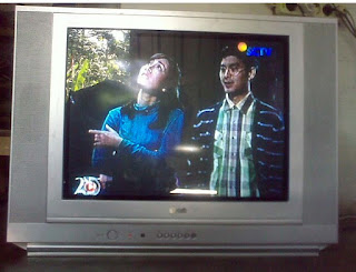 TV LG FLAT SUARA HILANG SENDIRI