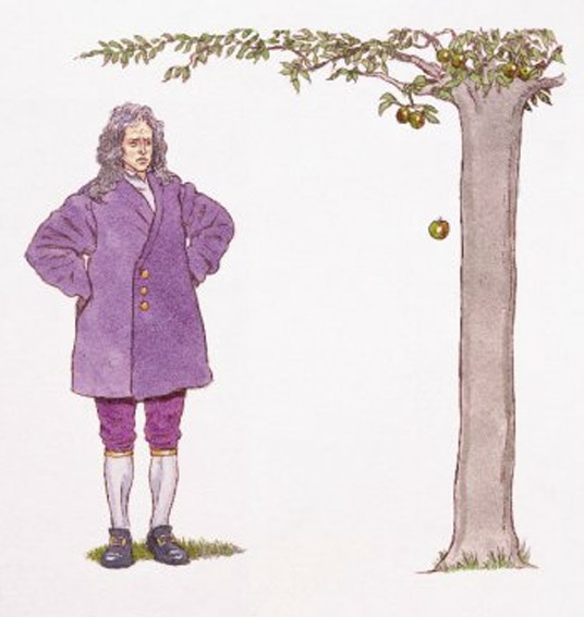 isaac newton kids essay One of the more popular stories in science has been that of isaac newton and his apple the tale goes that one day, while sitting under an apple tree on an.
