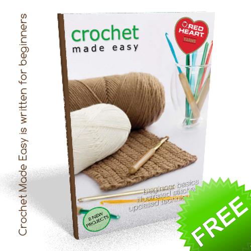 Crochet Made Easy - Free eBook