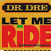 "Singles: Dr. Dre, Jewell ""Let Me Ride"""
