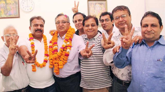 Naveen-sood-become-president-rwa-sector-21b-faridabad