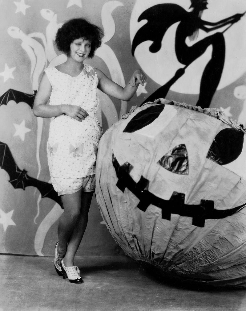 Happy Halloween From Old Hollywood