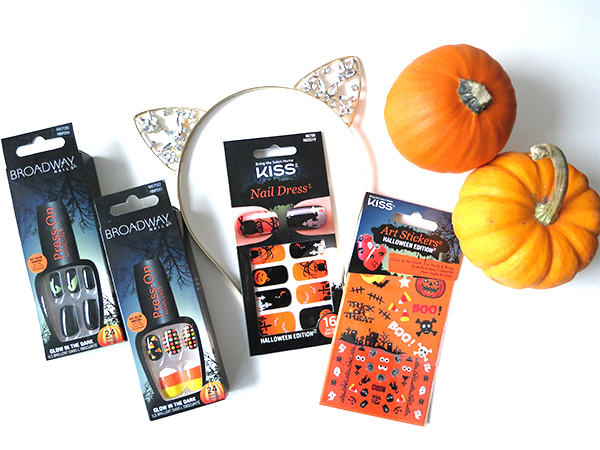 Kiss Halloween 2016 limited edition nail art products
