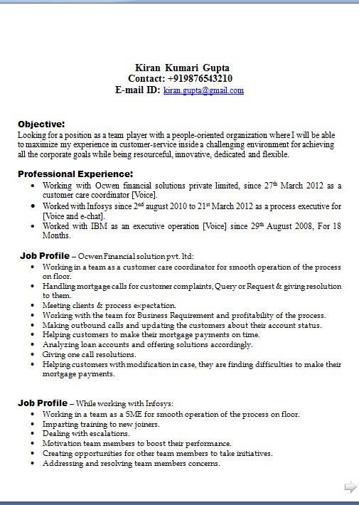 receptionist resume objective examples smlf resume template for – Receptionist Resume Format