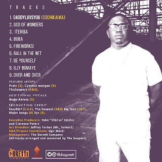"iLLbliss Reveals Artwork And Tracklist For 5th Studio Album ""iLLY Bomaye"""