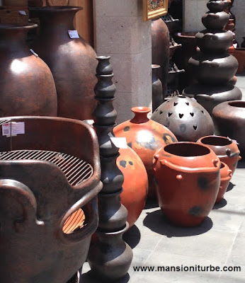 Michoacán Pottery from Cocucho