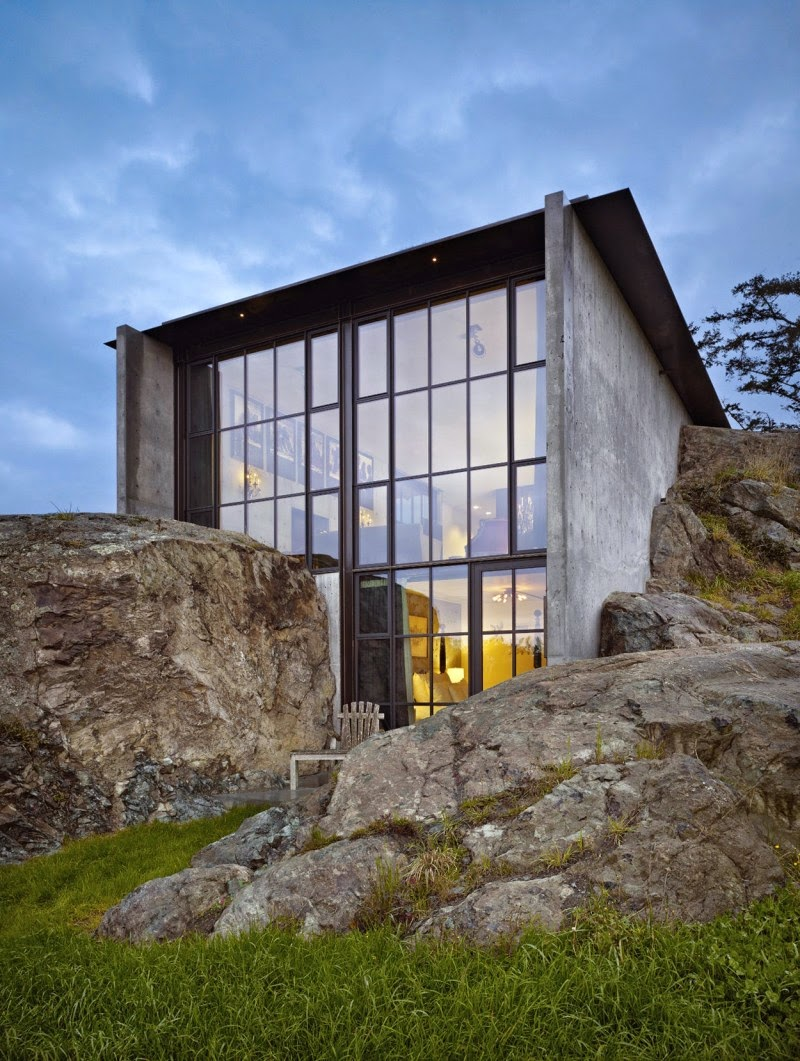 Modern Rock House, The Pierre