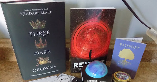 September OwlCrate: Darkness