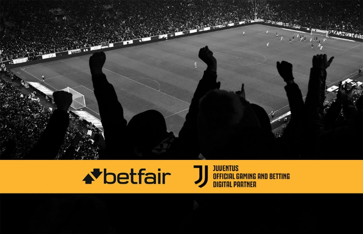 Juventus potpisao partnerstvo s Betfairom