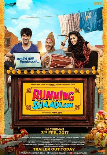 Running Shaadi 2017 Hindi Movie Download