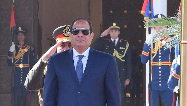 السيسي يتسلم رئاسة الاتحاد الأفريقى