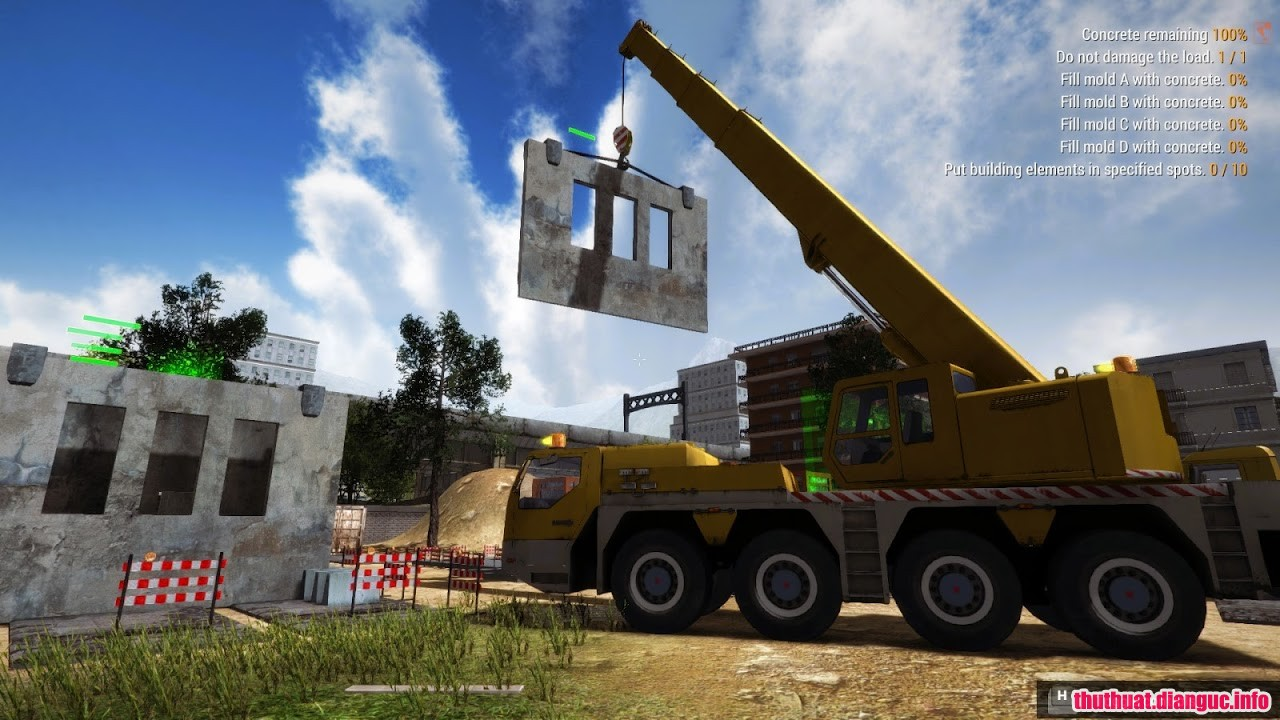 Game Construction Machines Simulator 2016 full download