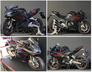 Harga Kredit Honda CBR250RR