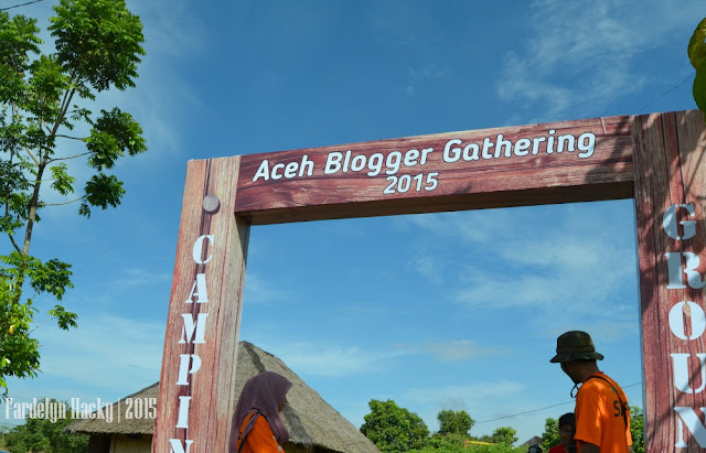 Aceh Blogger Ghatering 2015