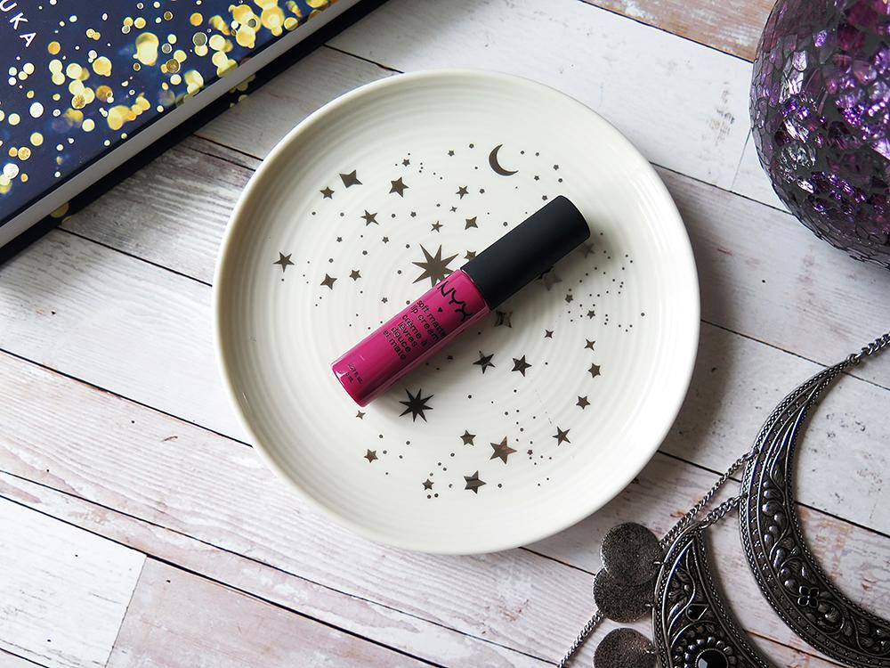 Monday Post | NYX, Soft Matte Lip Cream