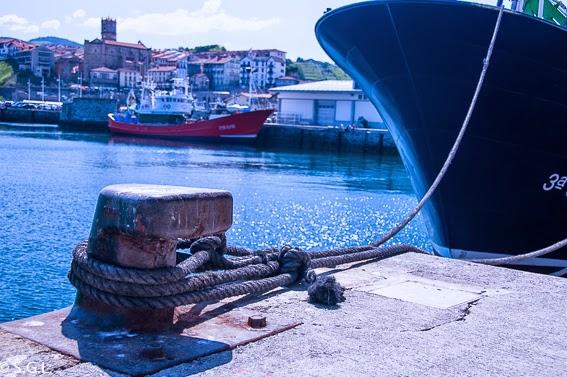 Puerto de Getaria. Gipuzkoa. Blogersando