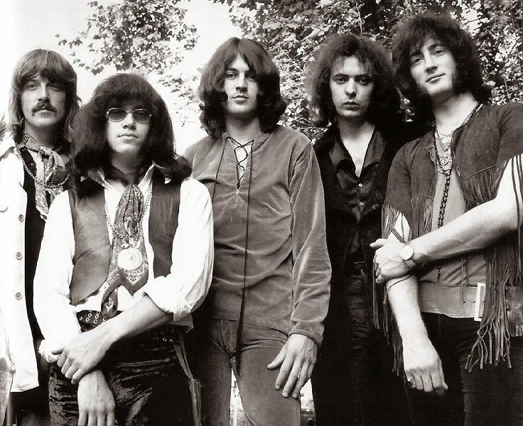 Profil dan Biografi Lengkap Deep Purple