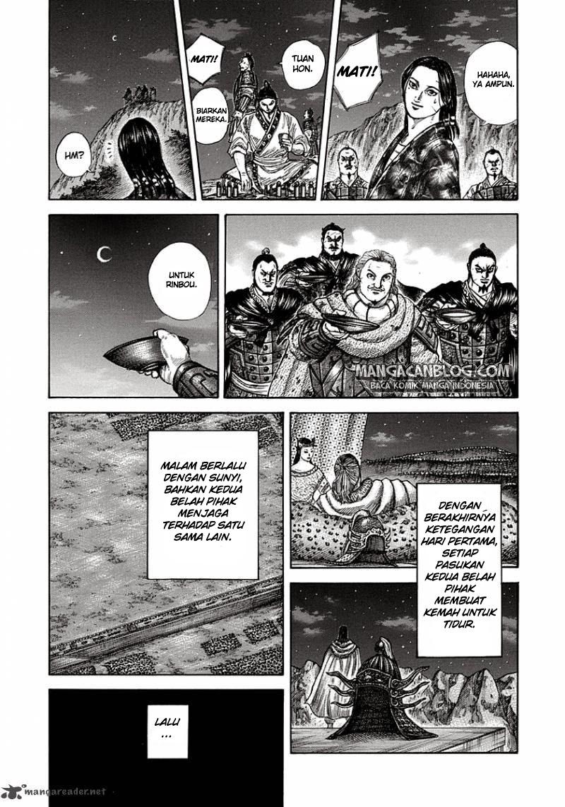 Kingdom Chapter 289