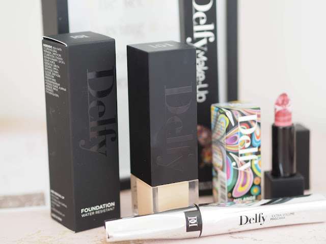 Discovering Delfy Cosmetics