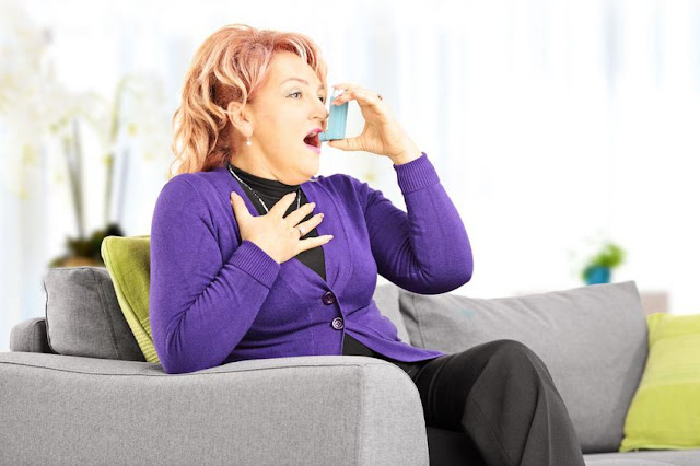 Cara Mengatasi Serangan Asma Yang Mendadak